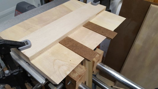 Make Set-up Guides for the Circular Saw