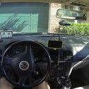 Bidirectional Car Smartphone Mount