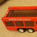 Switch-Adapt Toys: a WolVol Fire Truck Made Accessible!