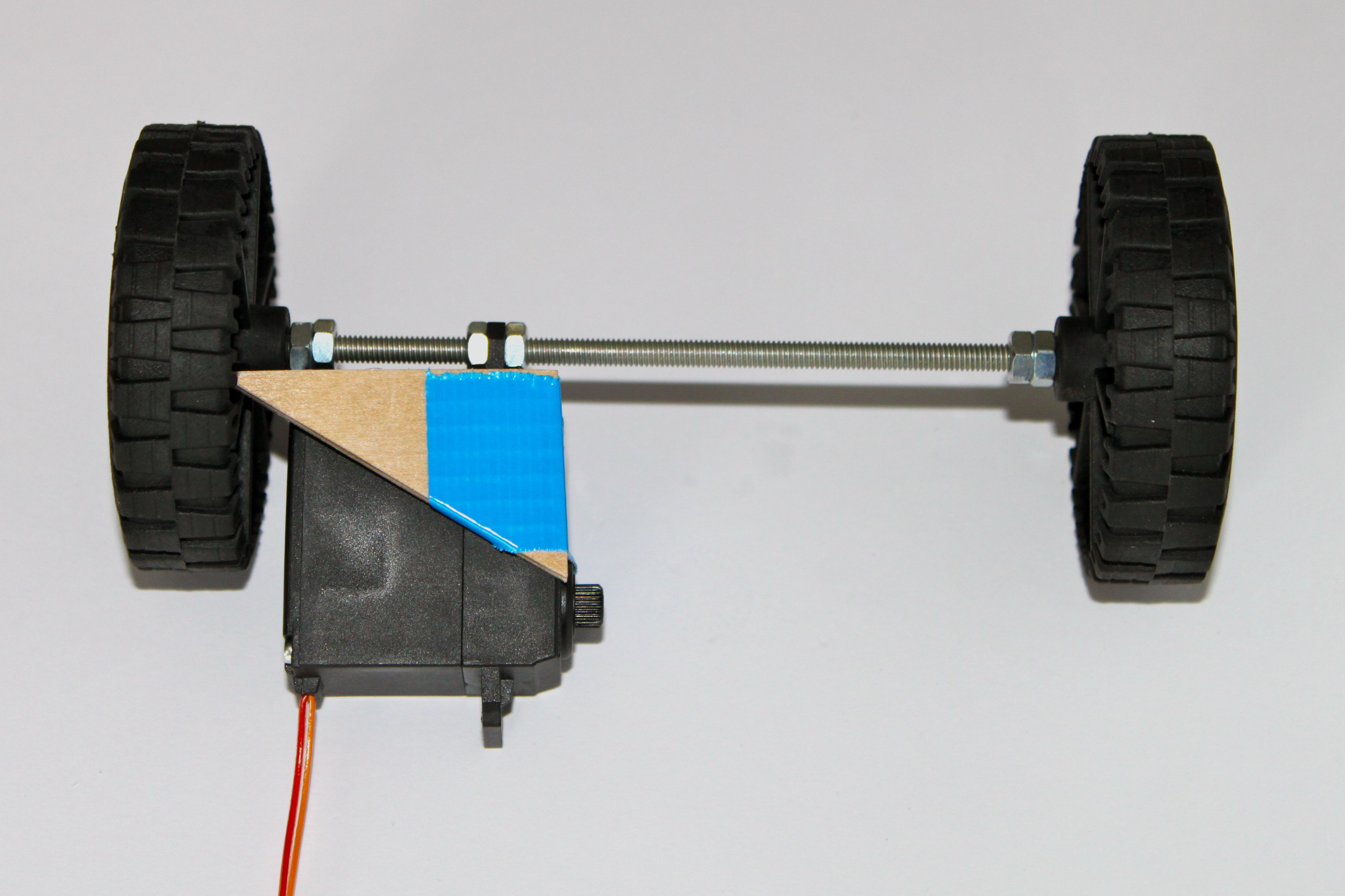 Picture of The Steering Mechanism