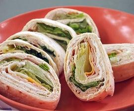 Pinwheels - Easy Summer Lunch