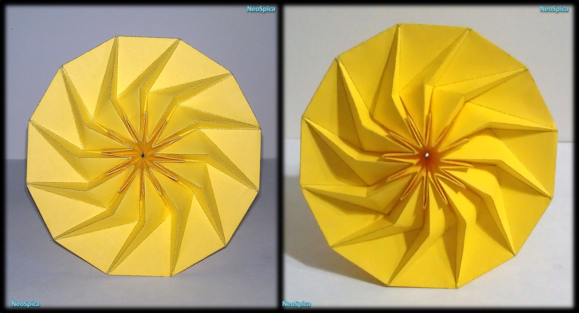Picture of Star Dodecagon and Phinwell Paper