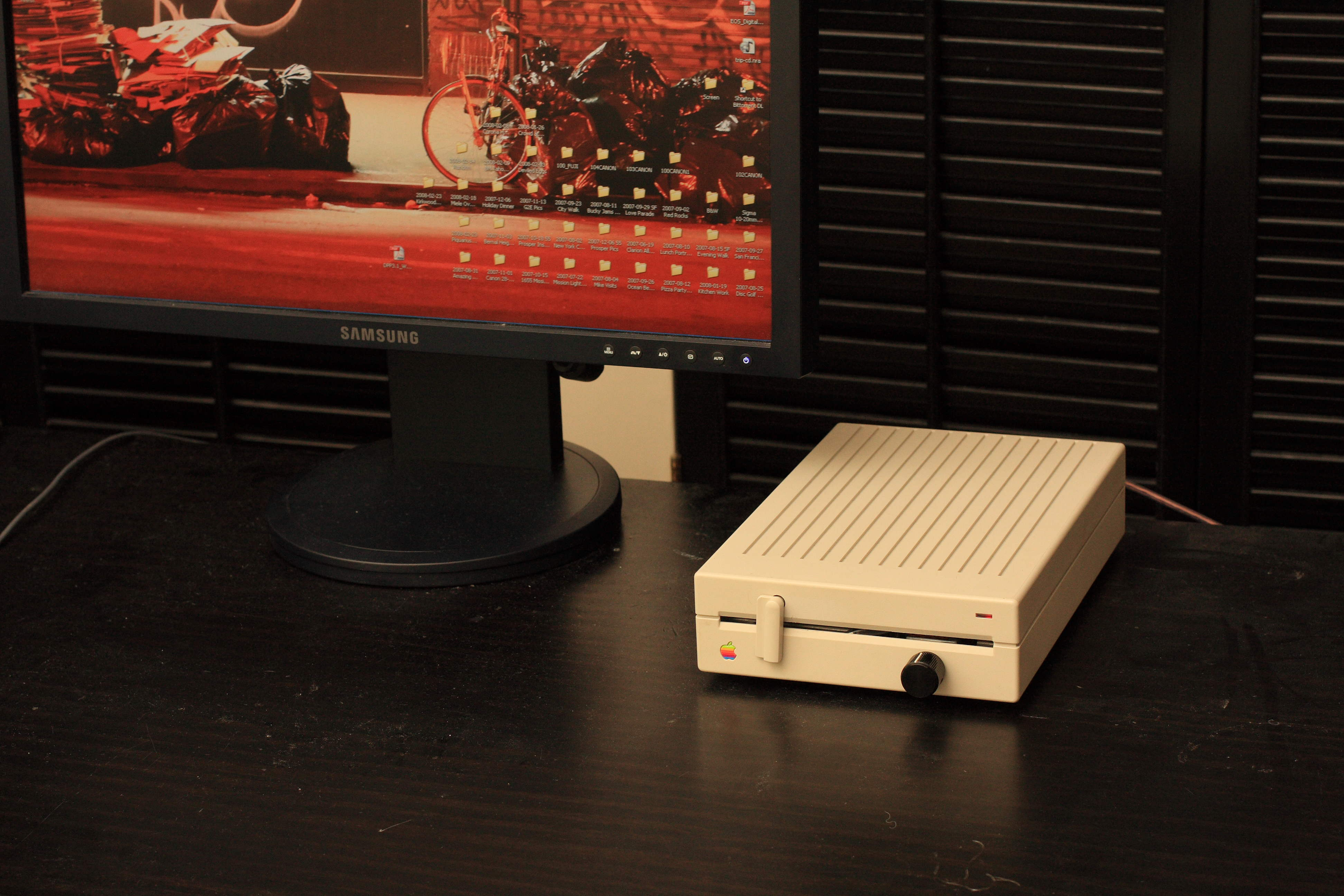 Picture of Apple Floppy Amp