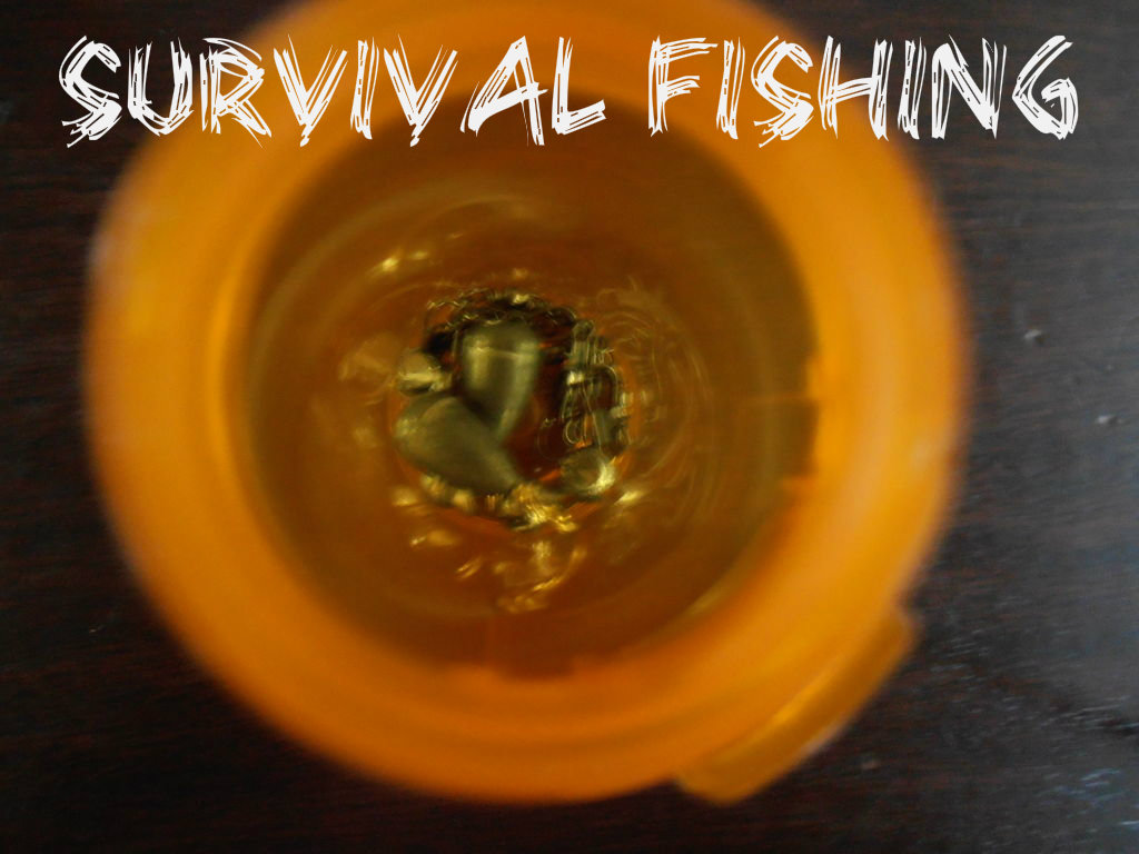 Picture of Survival Fishing Kit