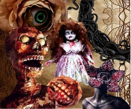 100+ Creepy-Clever Halloween Projects