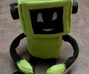 Thingamaplush Robot