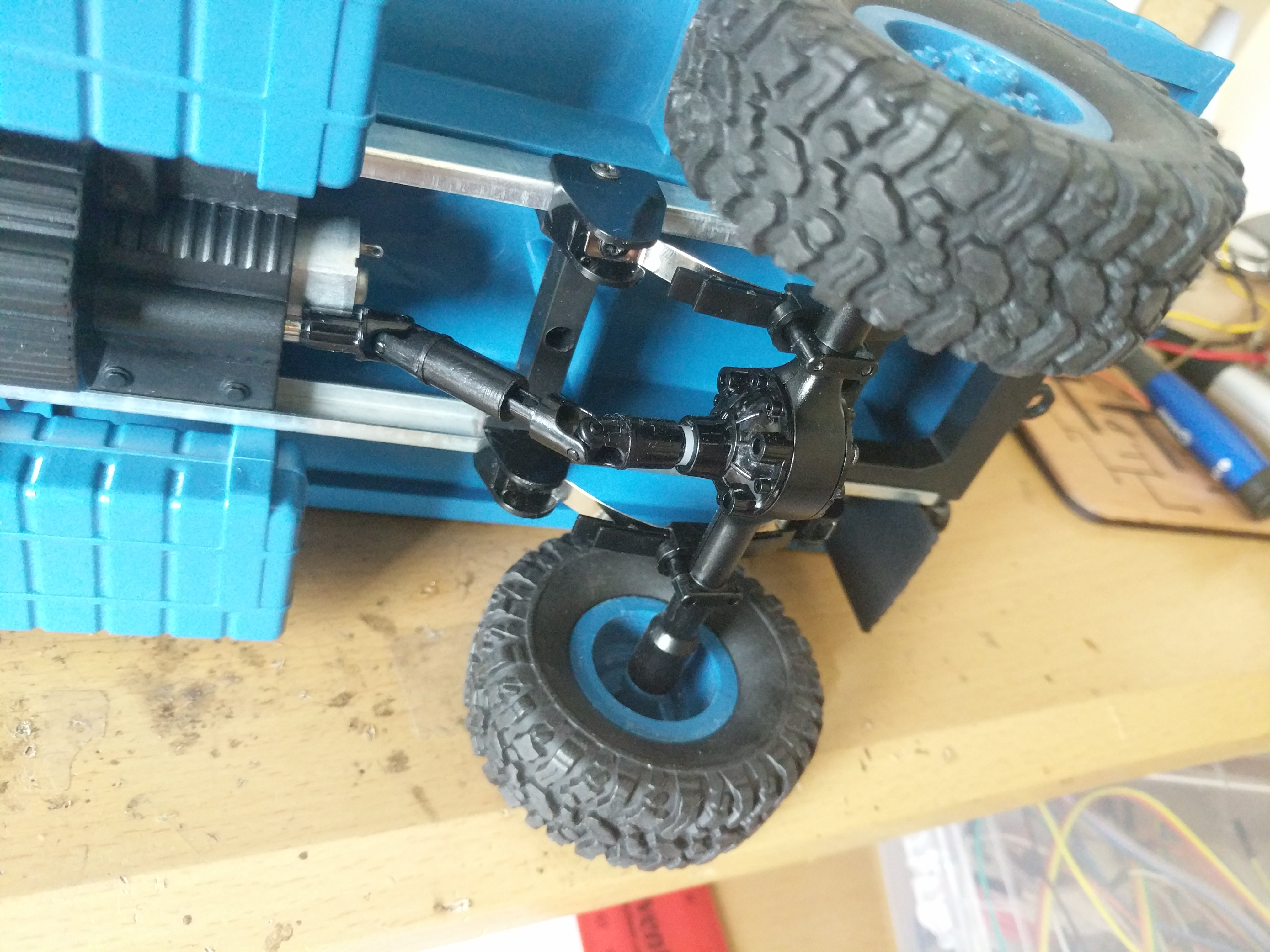 Picture of Building the Truck Part 2