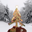 Turn Old Wood Pallets Into A Beautiful Christmas Tree