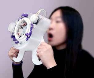 Bubble Talk: Turn Your Speech Into Bubbles!