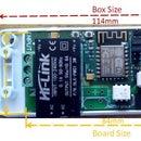 Wifi Two Triac Dimmer Board