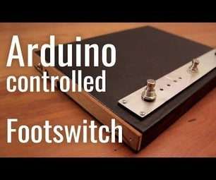 Arduino Footswitch (control Your Guitar Amp With Arduino)
