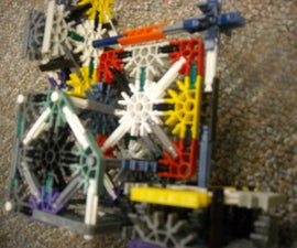 Knex Rubixs Cube