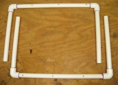 Assemble PVC Sides