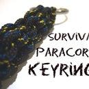 Paracord Keyring