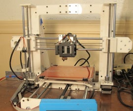 Laminated 3D Printer (from Laser Cut Parts Only)