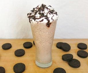 Oreo Frappuccino Recipe (Cookies and Cream Frappuccino)