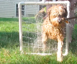 Cheap and Easy Pvc Handheld Dog Washer
