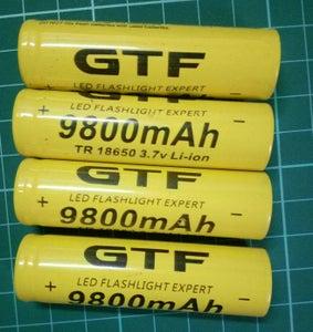 Test 1 : GTF 9800 MAh