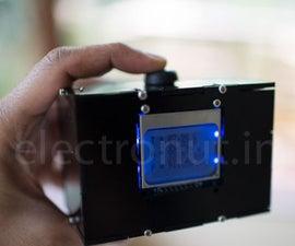 Temperature/Altitude/Pressure Display using Arduino & BMP180