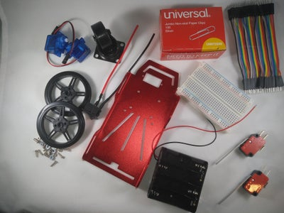 Get the Tools and Materials You Need Together