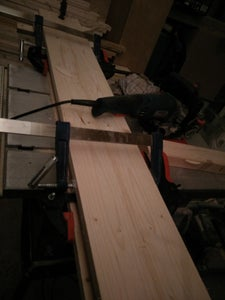 Jointing Panels