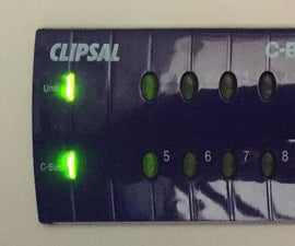 Dimmer pack fault finding and repair Clipsal C-bus