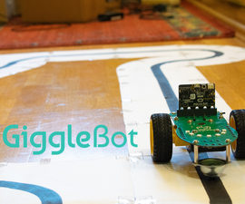 Tuning the GiggleBot Line Follower - Advanced