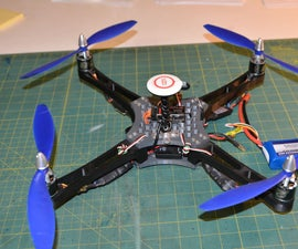 3D Printed Drone