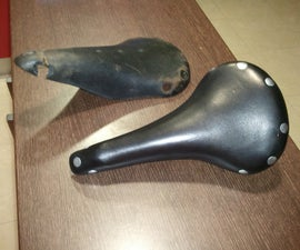 replace a leather brooks saddle.