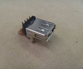 USB Breakout Board
