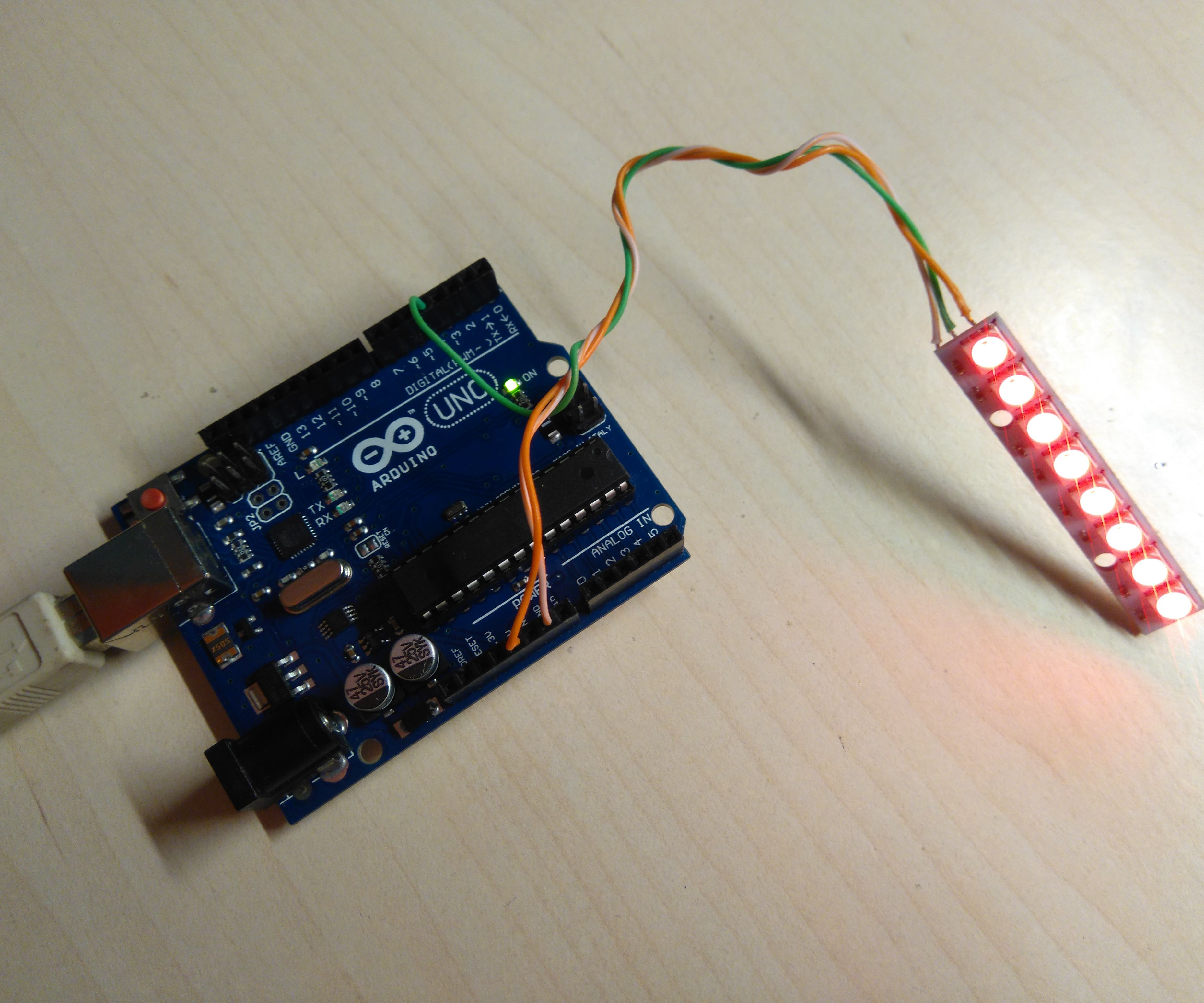 How to Control an RGB LED Strip - Arduino Tutorial: 4 Steps (with