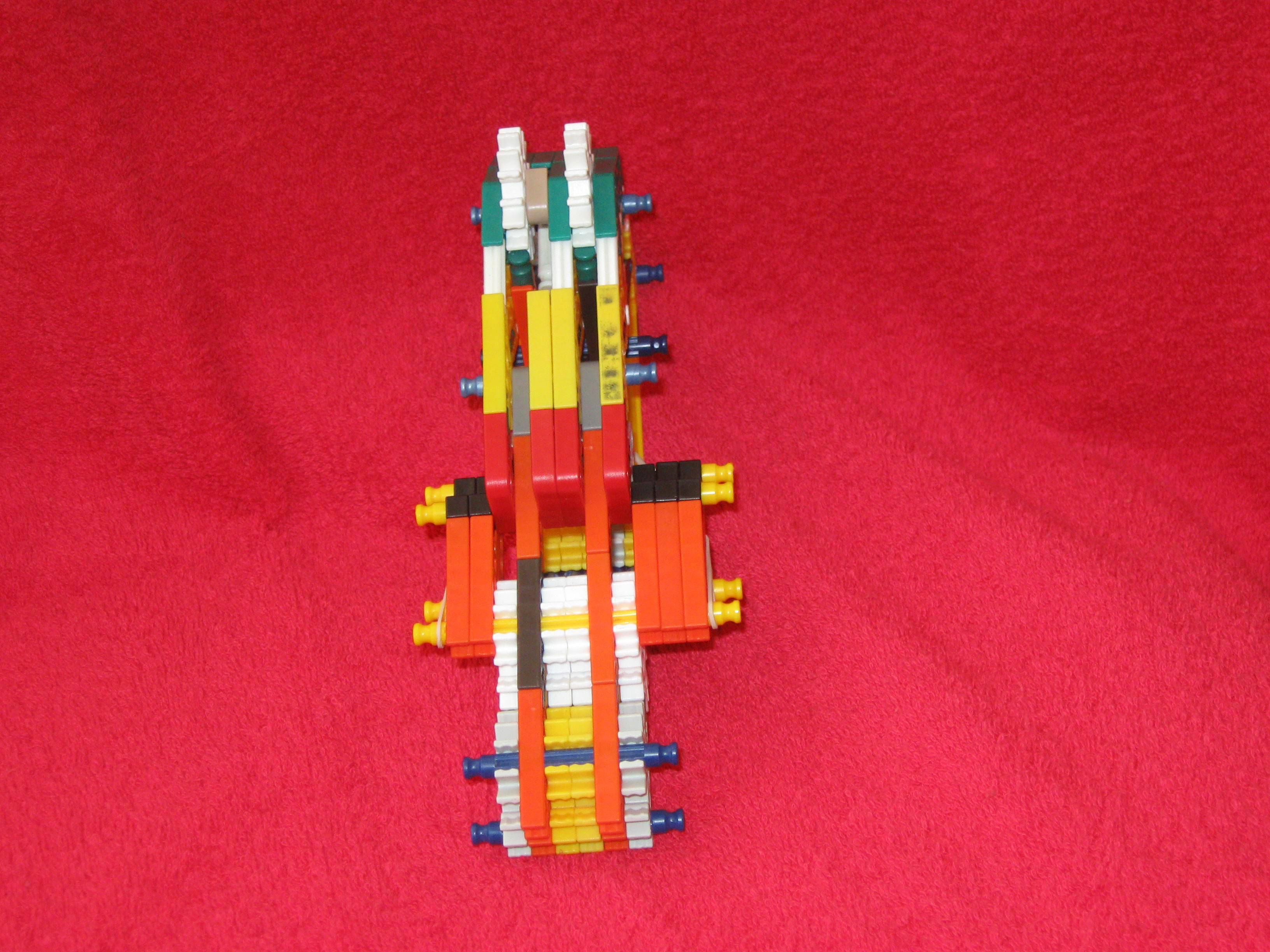 Picture of How to Make the KTP (K'nex Twin Pistol)