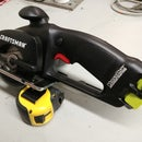 Perfect Compact Circular Saw From a Dinosaur