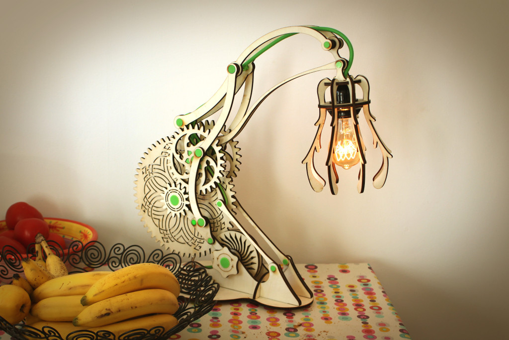 """Picture of """"Loulou"""" Lamp"""