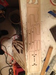 Laser Cut the Parts