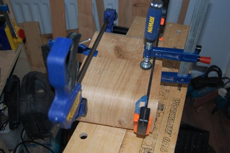 Woodworking Part Three - Gluing Up and Finishing
