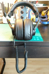 Headphones With Removable Cord
