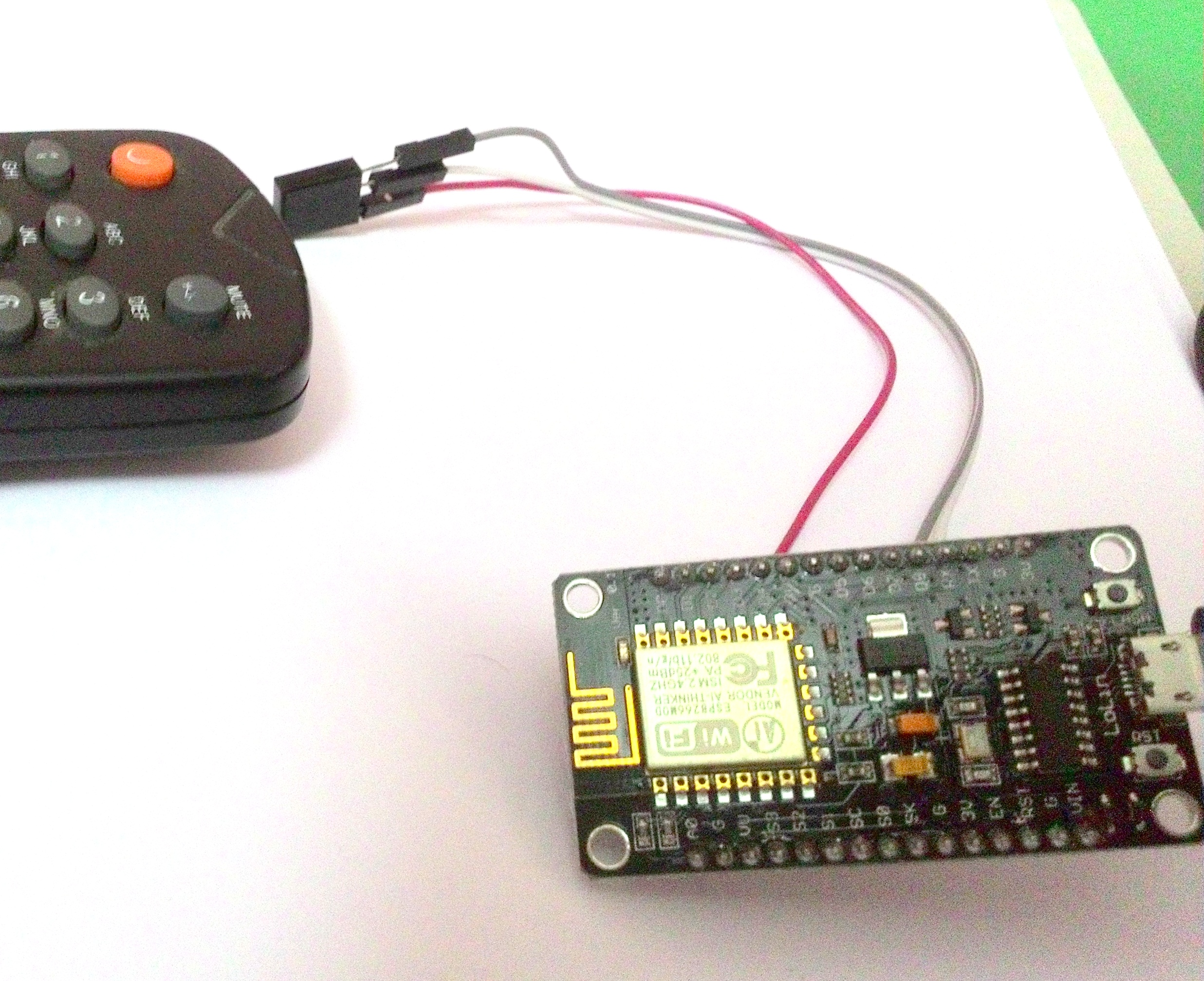 Picture of DECODING a Remote |CIRCUIT | Code
