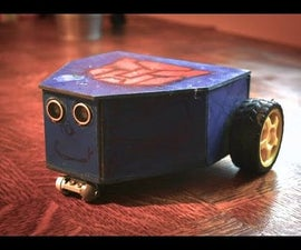 Transformer's Baby - Arduino Avoiding Obstacle Robot