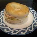 Speedy Breakfast Sandwich