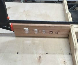 Dowel Making Jig for your Crosscut Sled