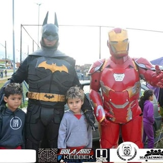 Baymax From Big Hero 6 Costume