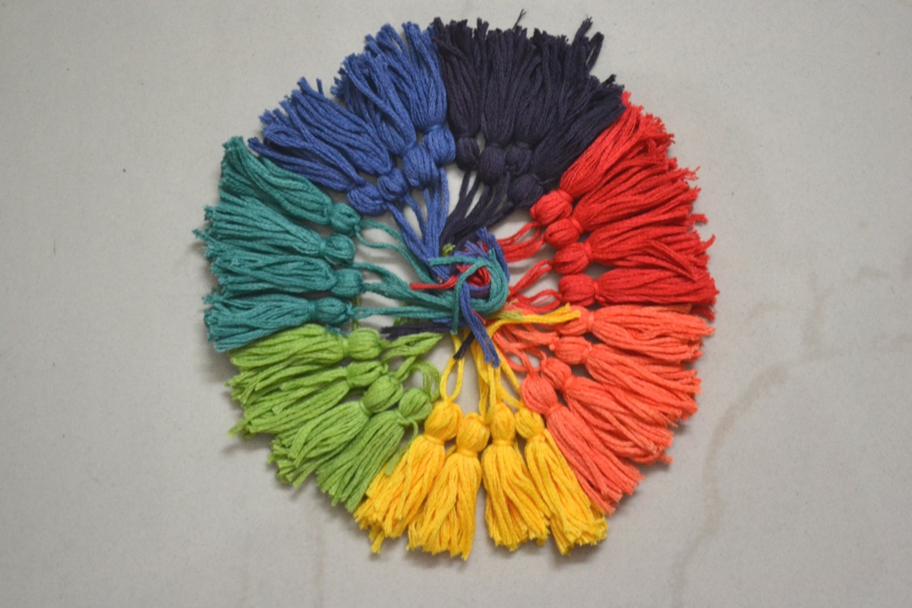 Picture of Making Tassels