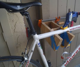 Simple bike Stand