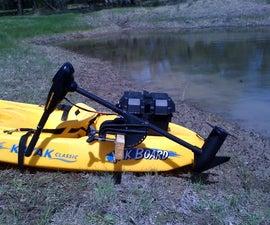 DIY Kayak Trolling Motor (YAK Board)