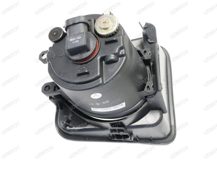 Picture of Remove Your Factory Fog Lamp.