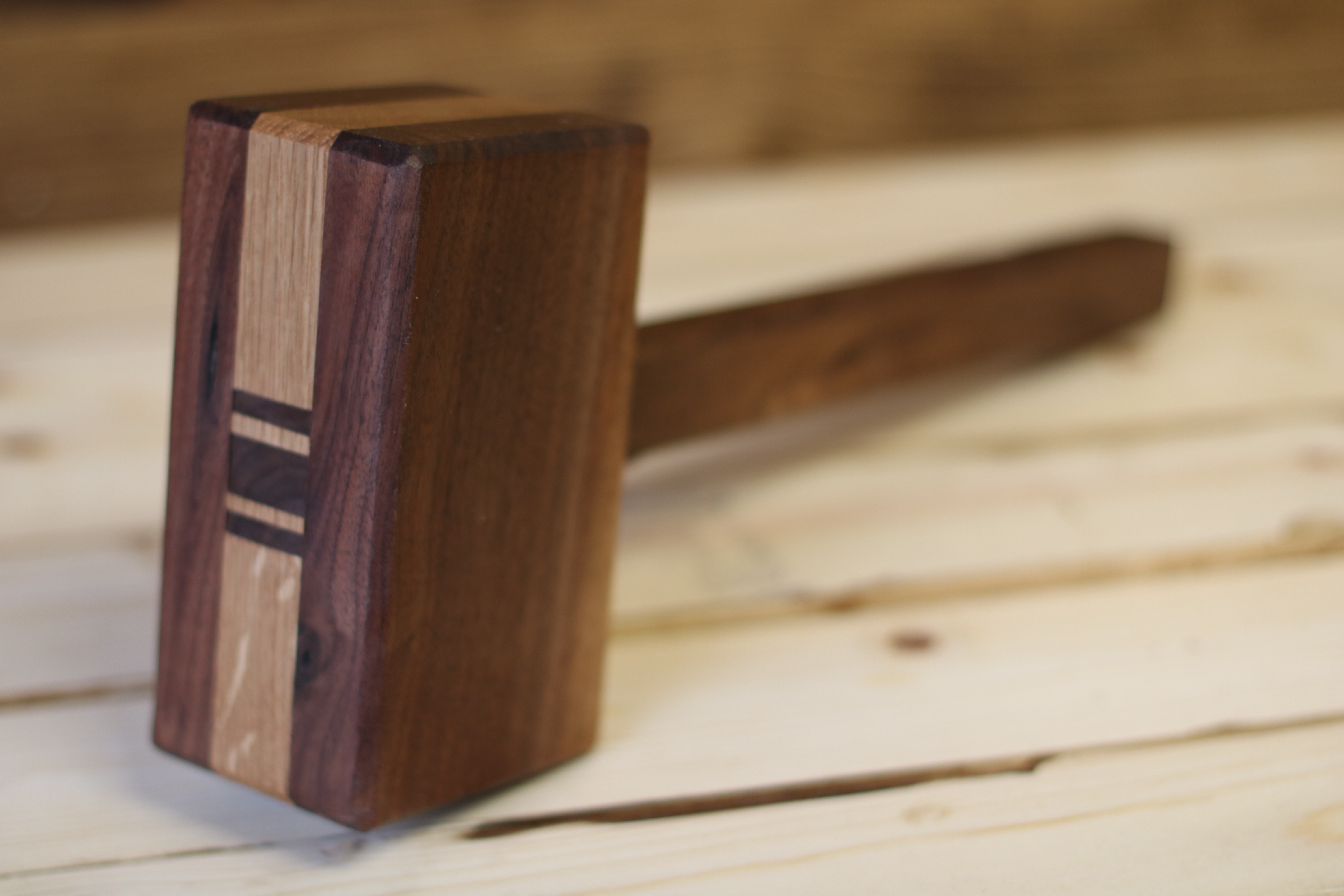 Picture of Wooden Mallet