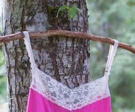 Make a Woodsy Hanger!