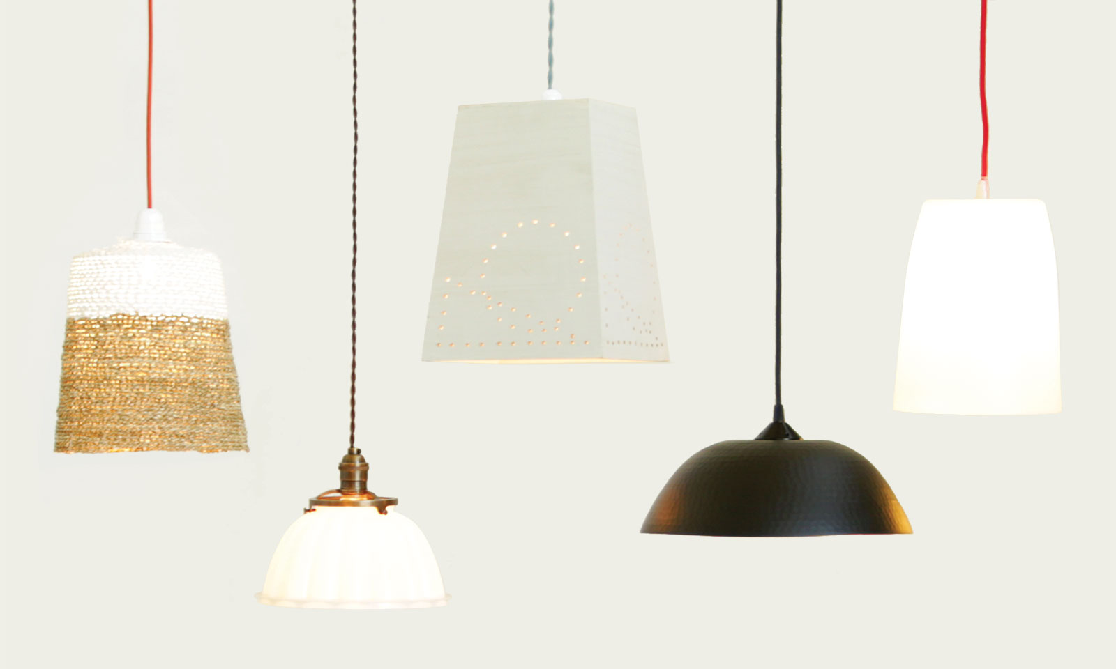 5 Ways to Make Hanging Lamps: 22 Steps (with Pictures)