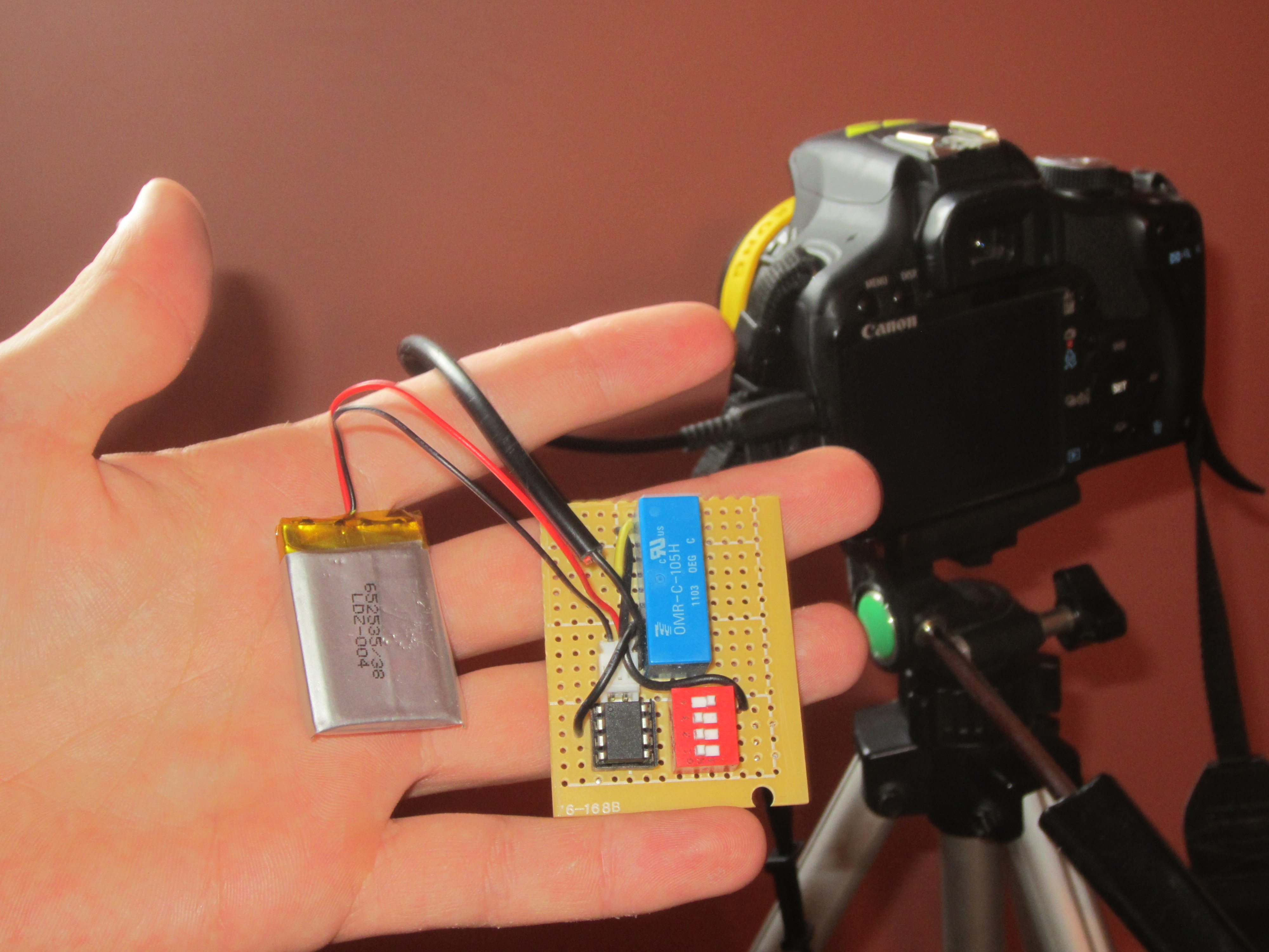 Picture of Tiny Timer (T^2 for Short)